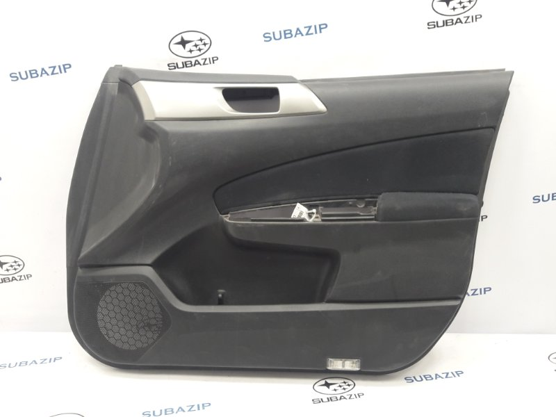 Обшивка двери Subaru Forester S12 EJ204 2009 передняя правая