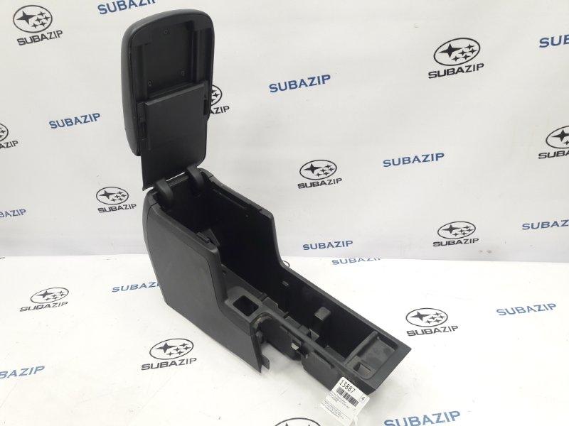 Консоль между сидений Subaru Forester S12 EJ204 2009