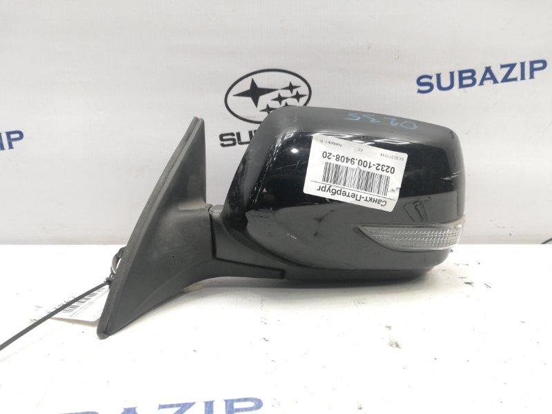Зеркало Subaru Legacy B14 переднее левое