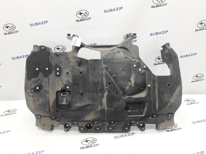 Защита двигателя Subaru Forester S12 EJ204 2009