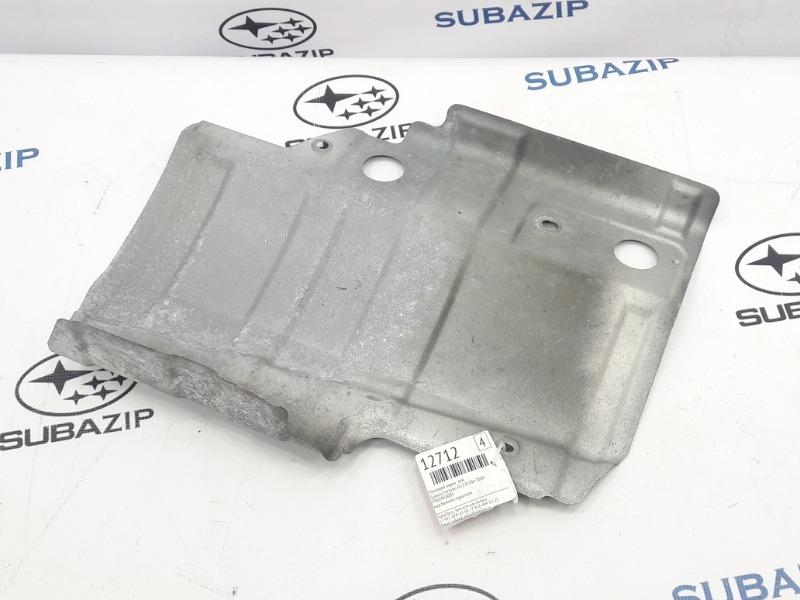 Тепловой экран Subaru Forester S12 EJ204 2009 левый