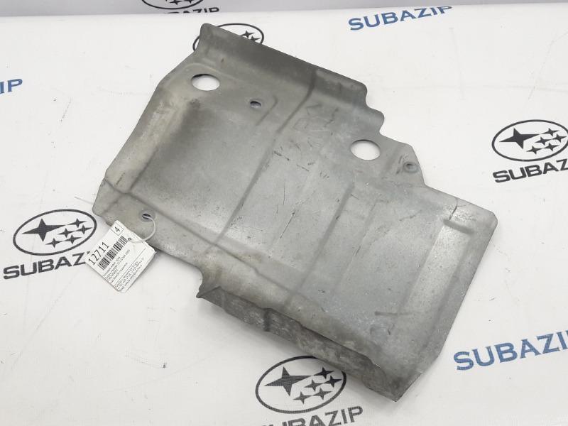 Тепловой экран Subaru Forester S12 EJ204 2009 правый