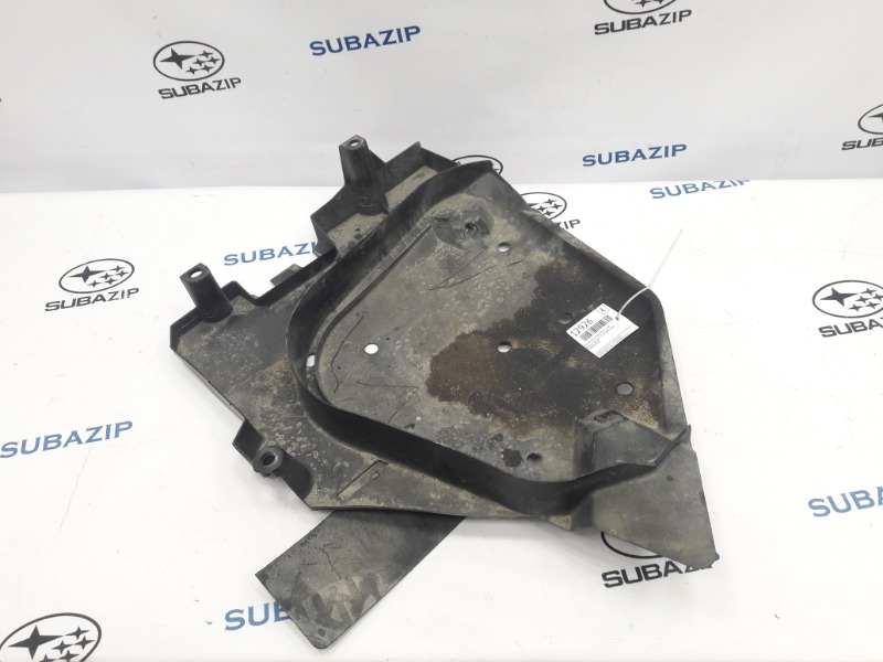 Защита топливного бака Subaru Forester S12 EJ204 2009 левая