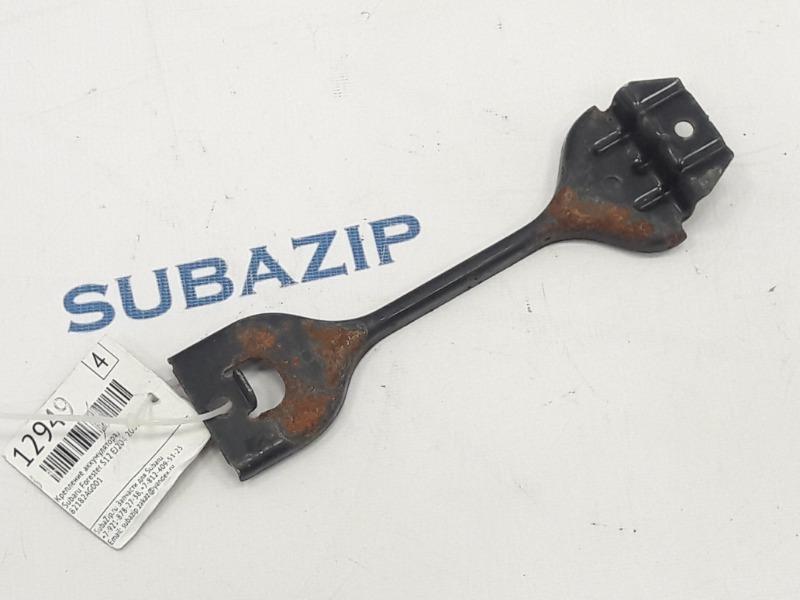 Крепление аккумулятора Subaru Forester S12 EJ204 2009