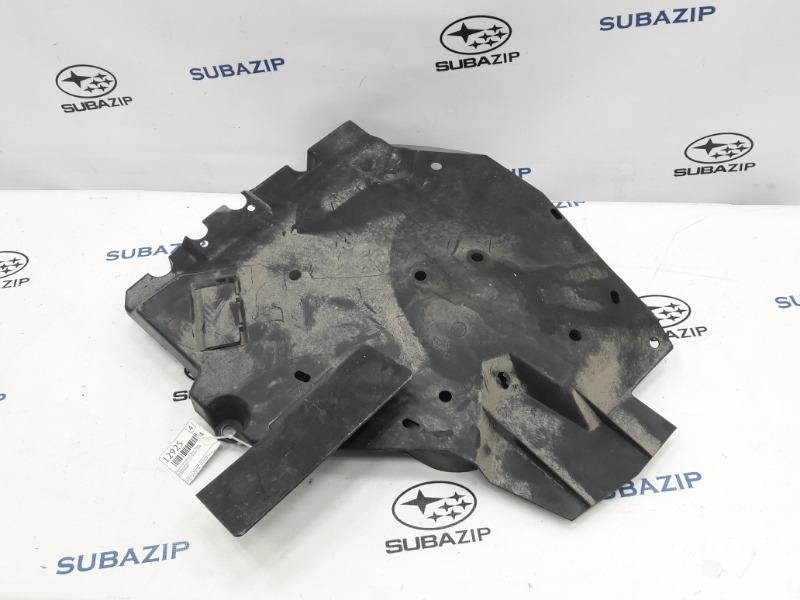 Защита топливного бака Subaru Forester S12 EJ204 2009 правая