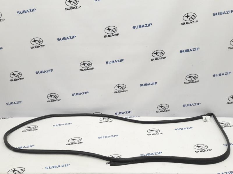 Уплотнитель двери Subaru Forester S12 EJ204 2009 передний правый