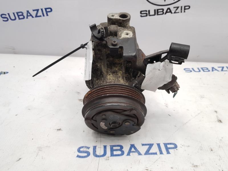 Компрессор кондиционера Subaru Legacy B13 EJ203 2003
