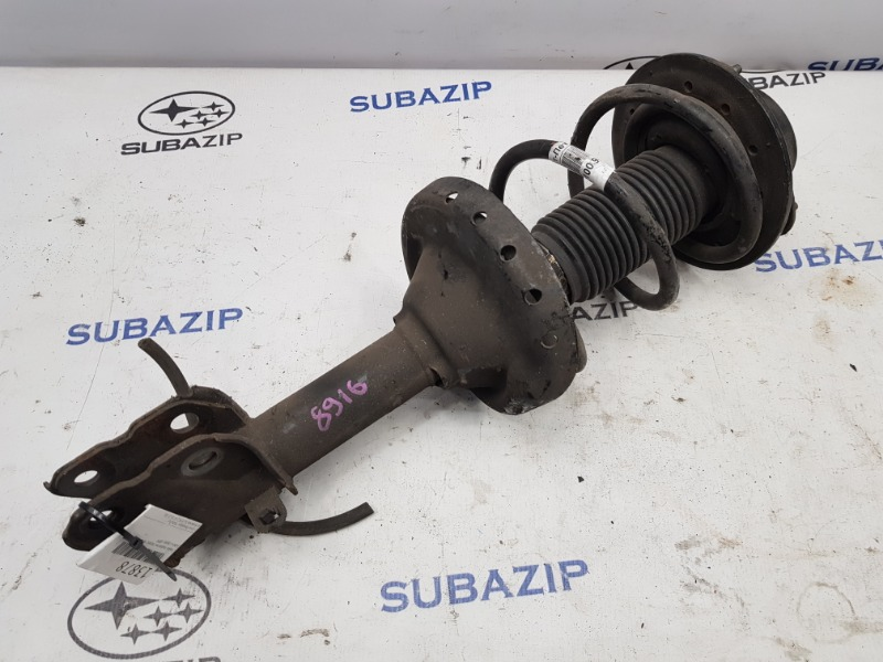 Стойка подвески Subaru Legacy B14 2009 передняя правая