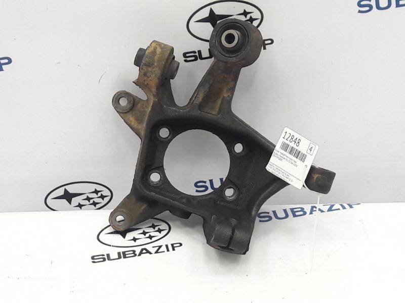 Кулак поворотный Subaru Forester S12 EJ204 2009 задний правый