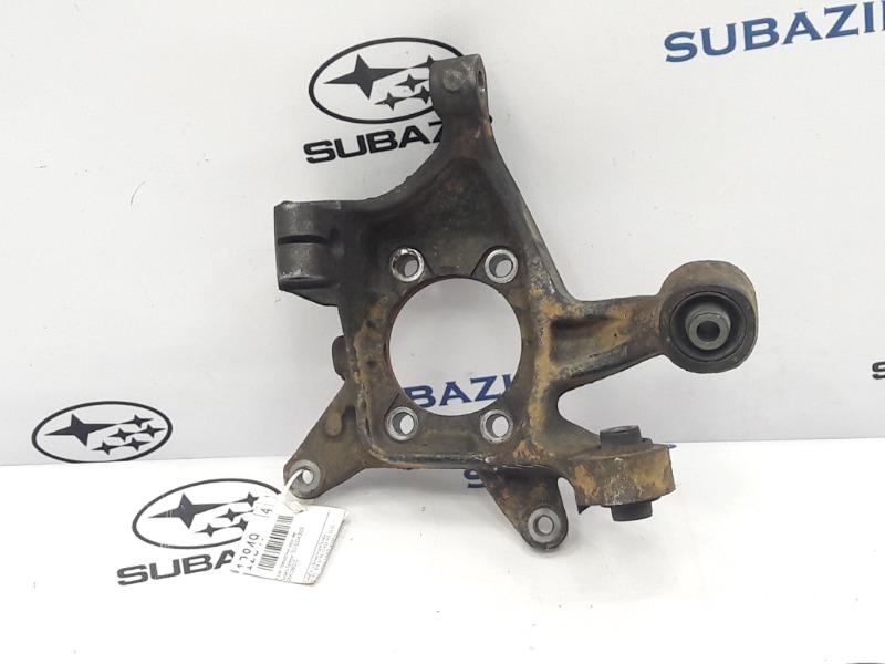 Кулак поворотный Subaru Forester S12 EJ204 2009 задний левый
