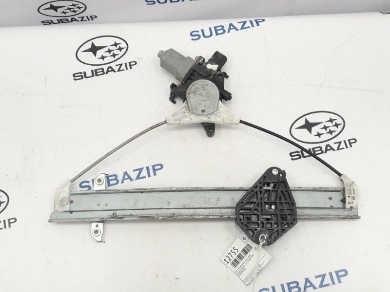 Стеклоподъемник Subaru Forester S12 EJ204 2009 задний правый