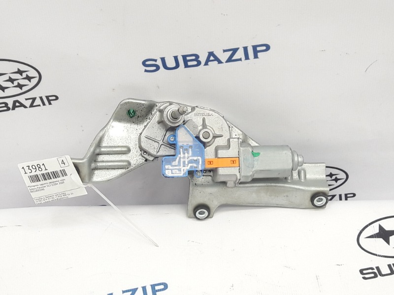 Моторчик заднего дворника Subaru Forester S12 EJ204 2009 задний
