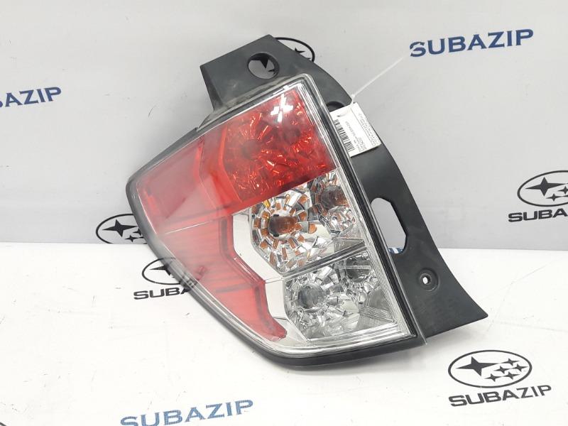 Фонарь Subaru Forester S12 EJ204 2009 левый