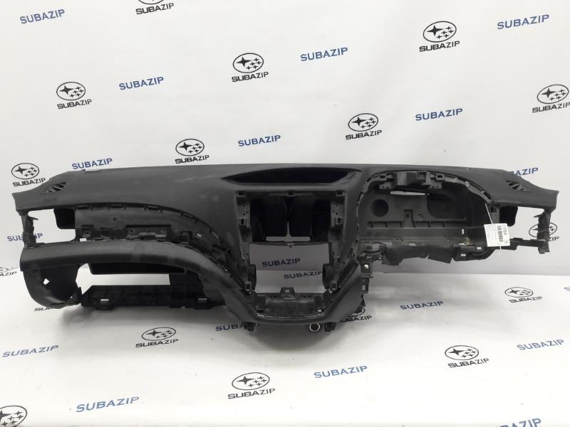 Панель приборов Subaru Forester S12 EJ204 2009 передний