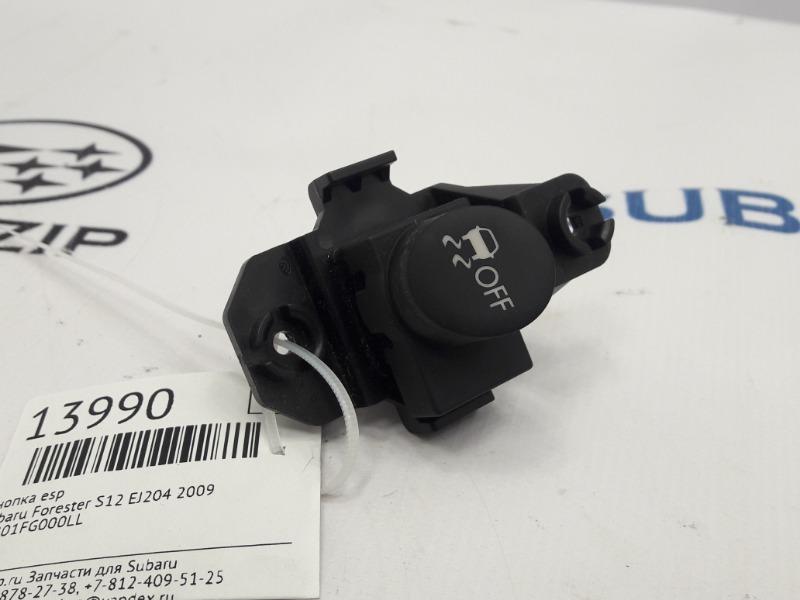 Кнопка esp Subaru Forester S12 EJ204 2009