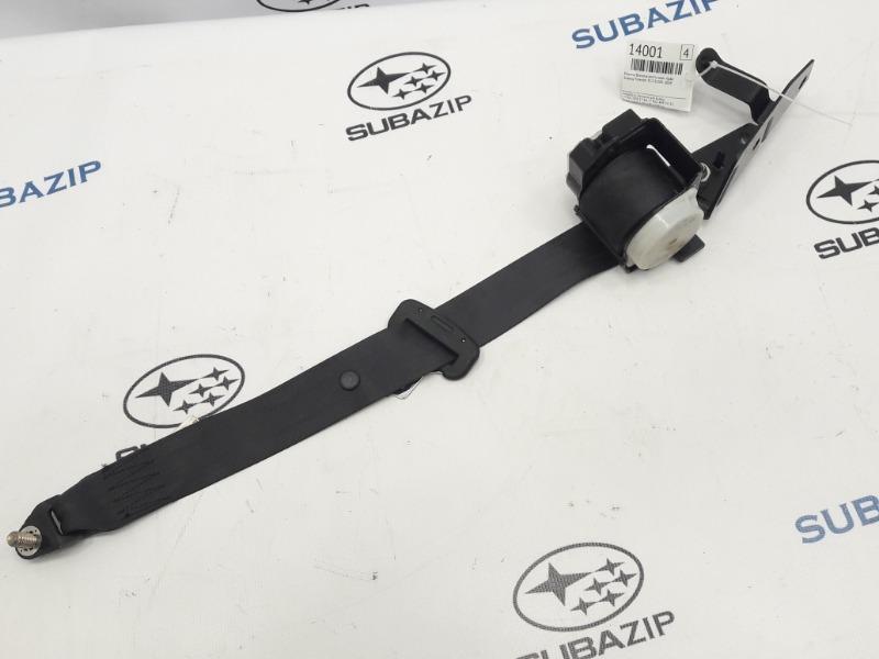 Ремень безопасности Subaru Forester S12 EJ204 2009 задний правый