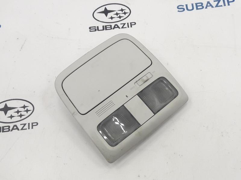 Плафон салона Subaru Forester S12 EJ204 2009 передний верхний