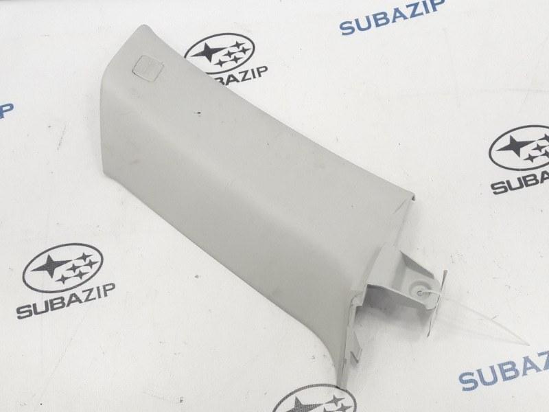 Накладка задней стойки Subaru Forester S12 EJ204 2009 задняя левая