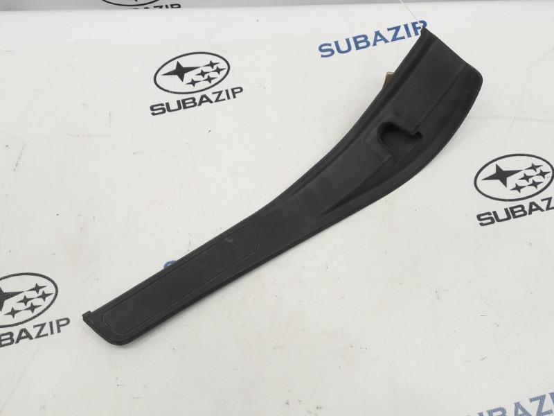 Накладка порога внутренняя Subaru Forester S12 EJ204 2009 задняя левая