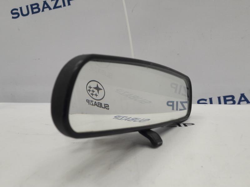 Зеркало салона Subaru Forester S12 EJ204 2009 переднее верхнее
