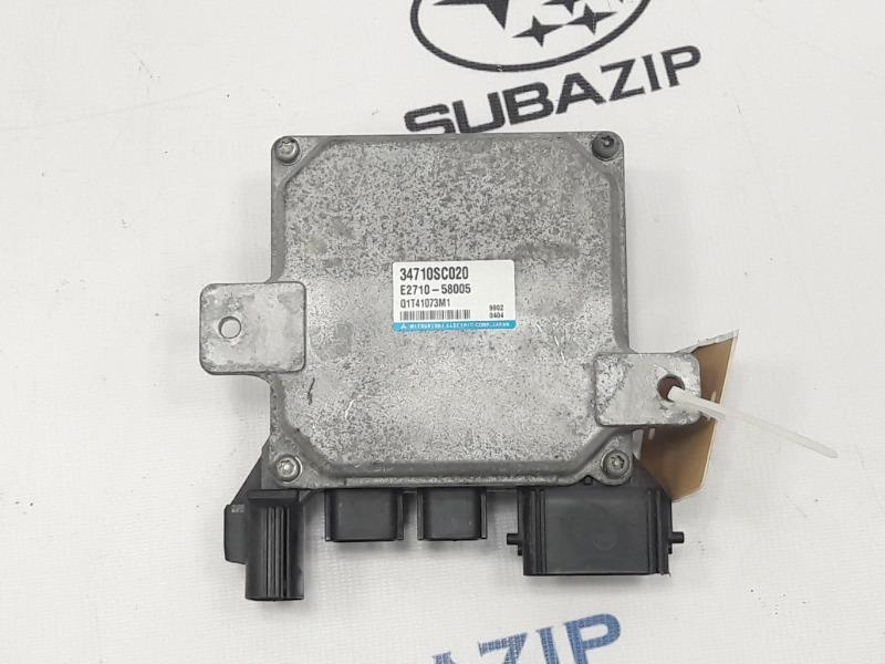 Блок управления рулевой рейкой Subaru Forester S12 EJ204 2009
