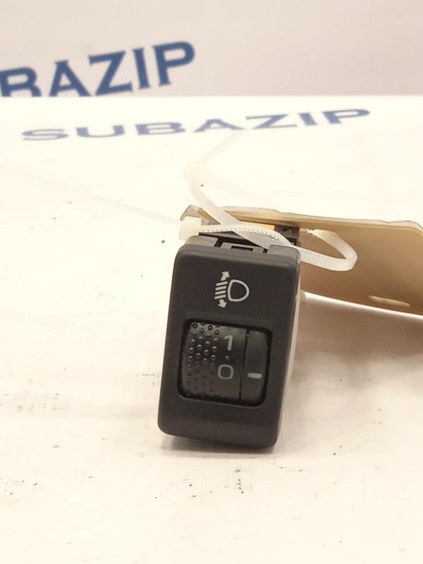 Кнопка регулировки света фар Subaru Forester S11 EJ203HPRHE 2007 передняя