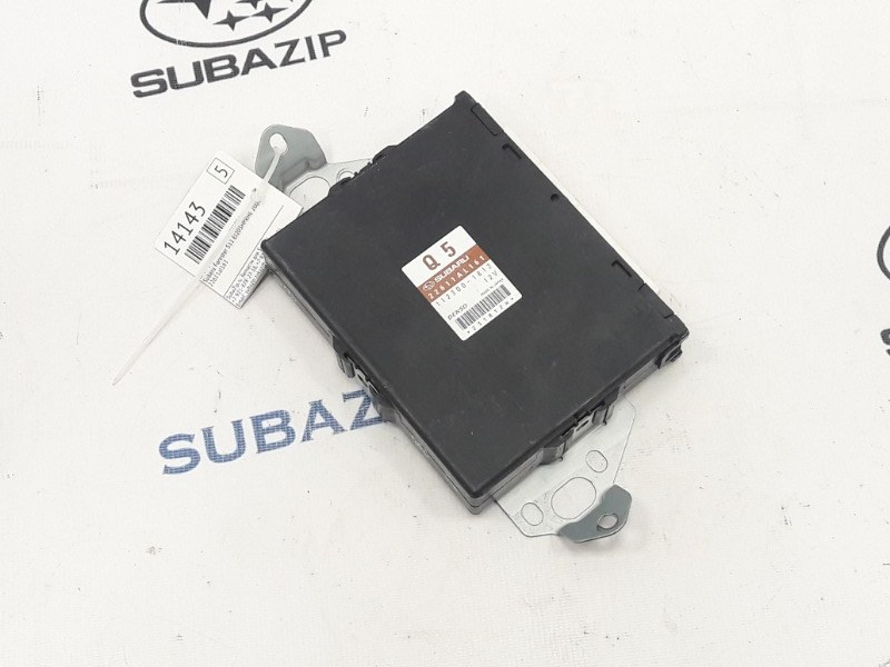 Блок управления двигателем Subaru Forester S11 EJ203HPRHE 2007