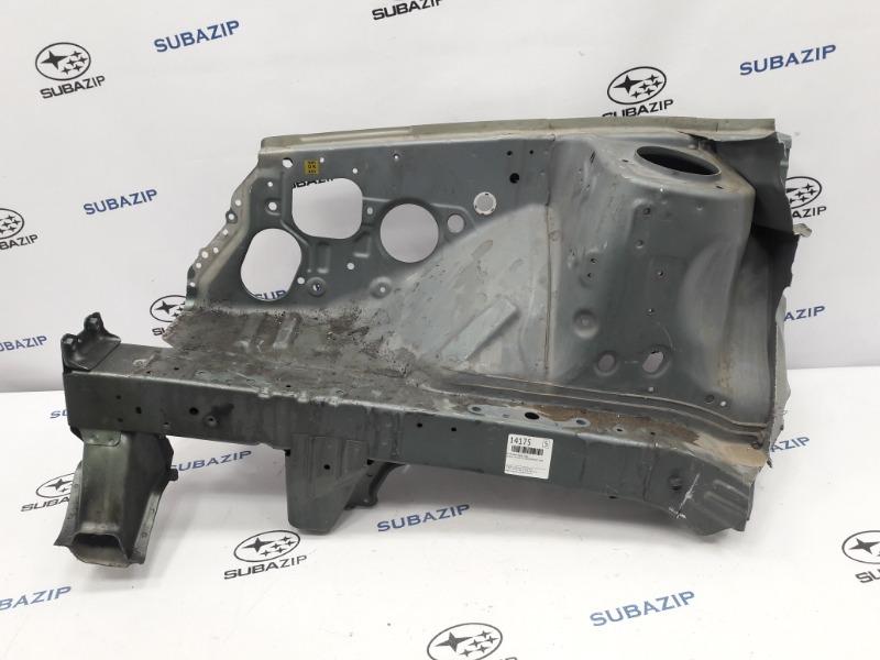 Лонжерон Subaru Forester S11 EJ203HPRHE 2007 передний правый