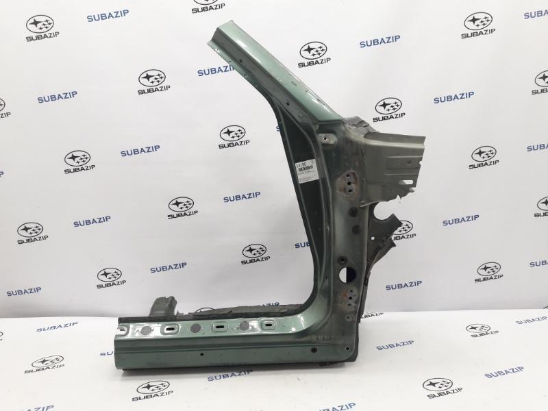 Порог передняя часть Subaru Forester S11 EJ203HPRHE 2007 правый
