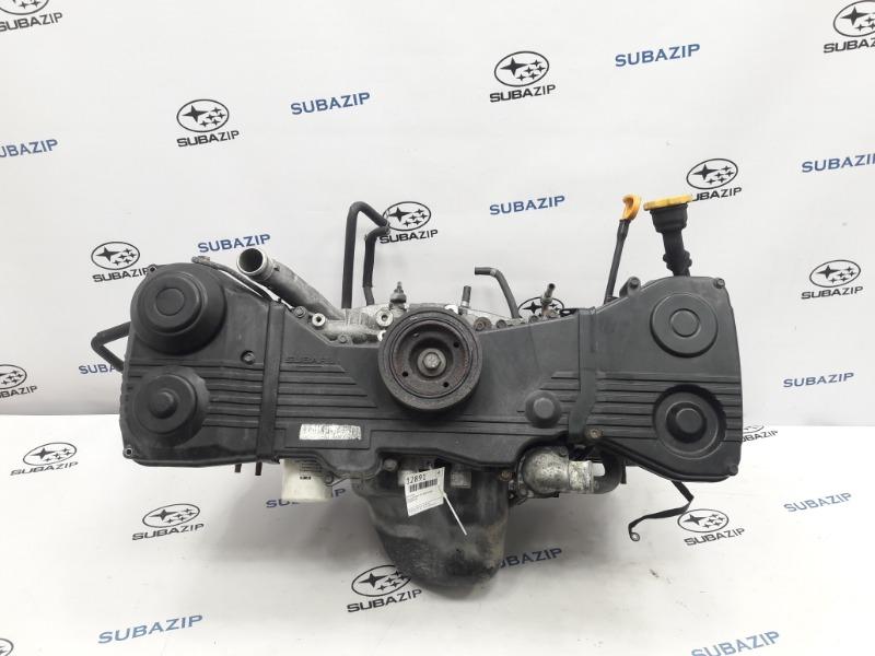 Двигатель Subaru Forester S12 EJ204 2009