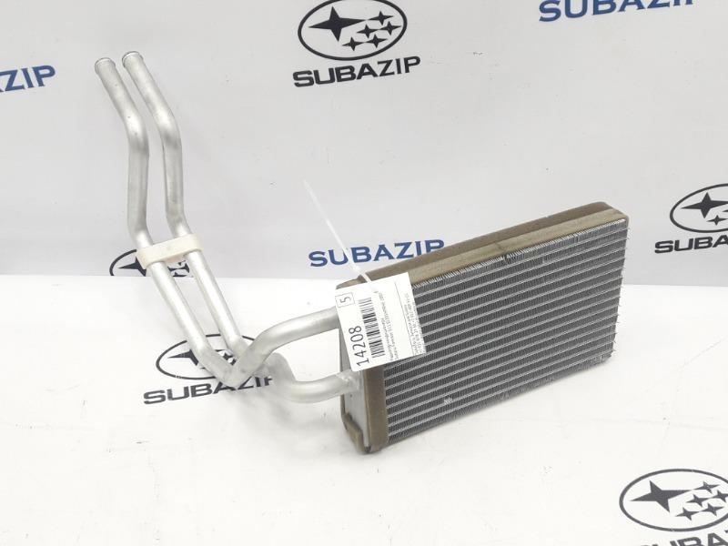Радиатор печки Subaru Forester S11 EJ203HPRHE 2007