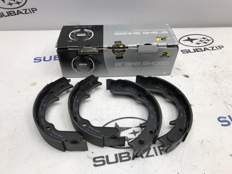 Колодки тормозные ручника Subaru Forester S11 1992 задние