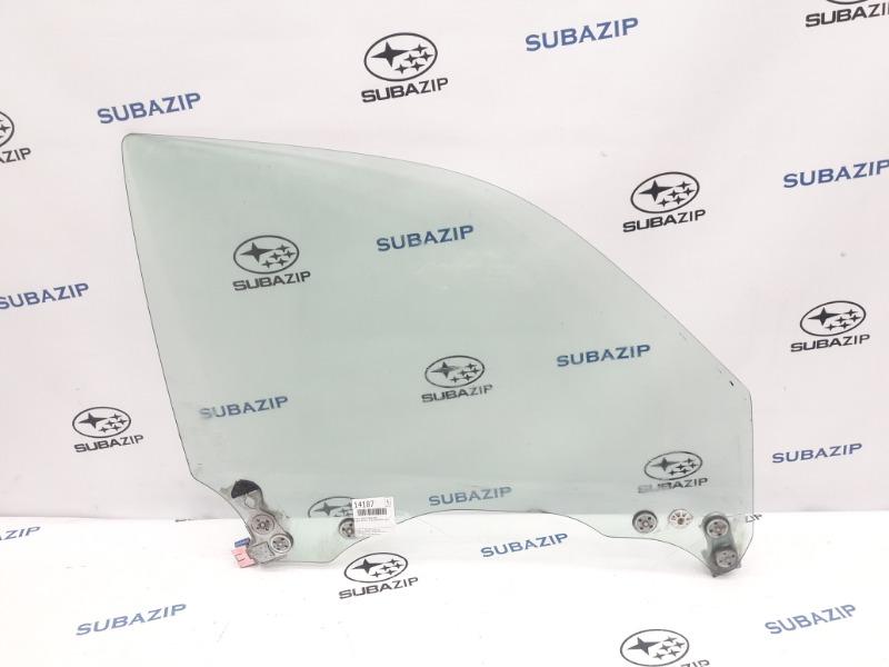 Стекло двери Subaru Forester S11 EJ203HPRHE 2007 переднее правое