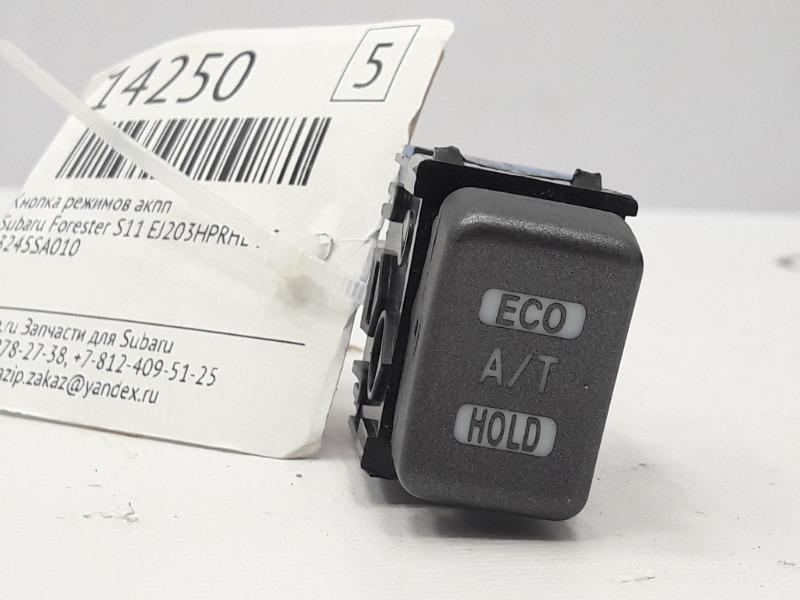 Кнопка режимов акпп Subaru Forester S11 EJ203HPRHE 2007
