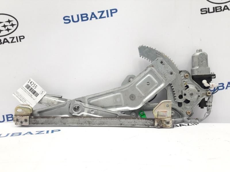 Стеклоподъемник Subaru Forester S11 EJ203HPRHE 2007 задний правый