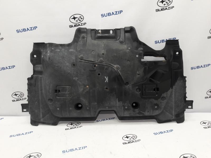 Защита двигателя Subaru Forester S11 EJ203HPRHE 2007