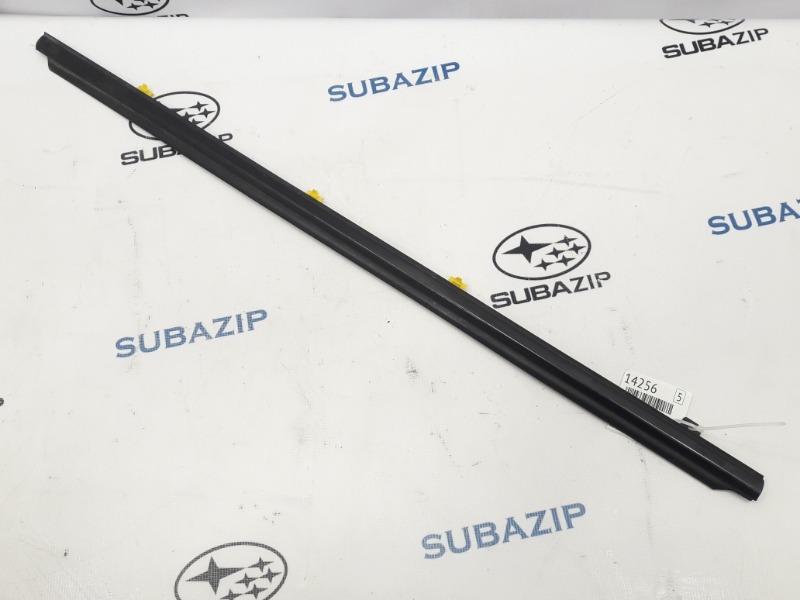 Молдинг стекла Subaru Forester S11 EJ203HPRHE 2007 передний правый