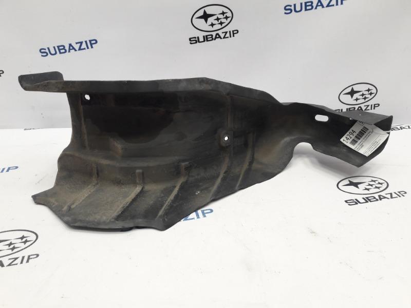 Защита горловины топливного бака Subaru Forester S11 EJ203HPRHE 2007