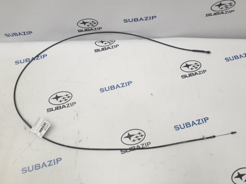 Тросик замка капота Subaru Forester S11 EJ203HPRHE 2007