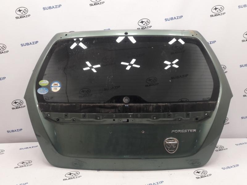 Дверь багажника Subaru Forester S11 EJ203HPRHE 2007