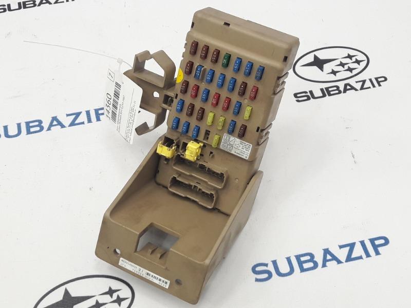 Блок предохранителей Subaru Outback B13 EJ253 2007
