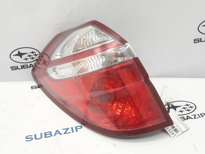 Фонарь Subaru Outback B13 EJ253 2007 задний левый