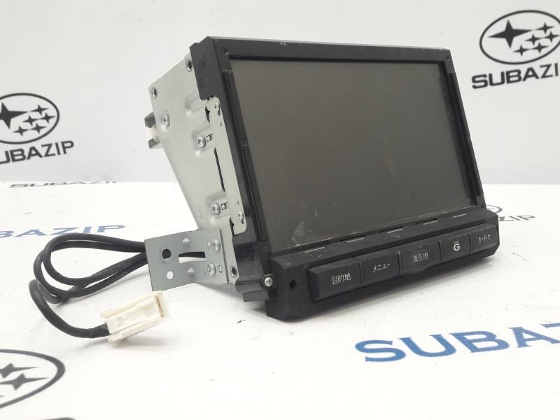 Монитор Subaru Outback B13 EJ253 2007