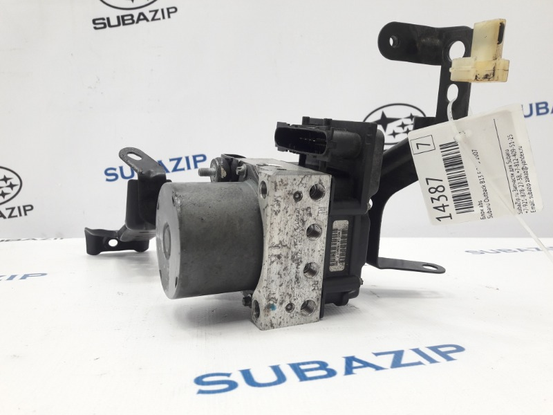 Блок abs Subaru Outback B13 EJ253 2007