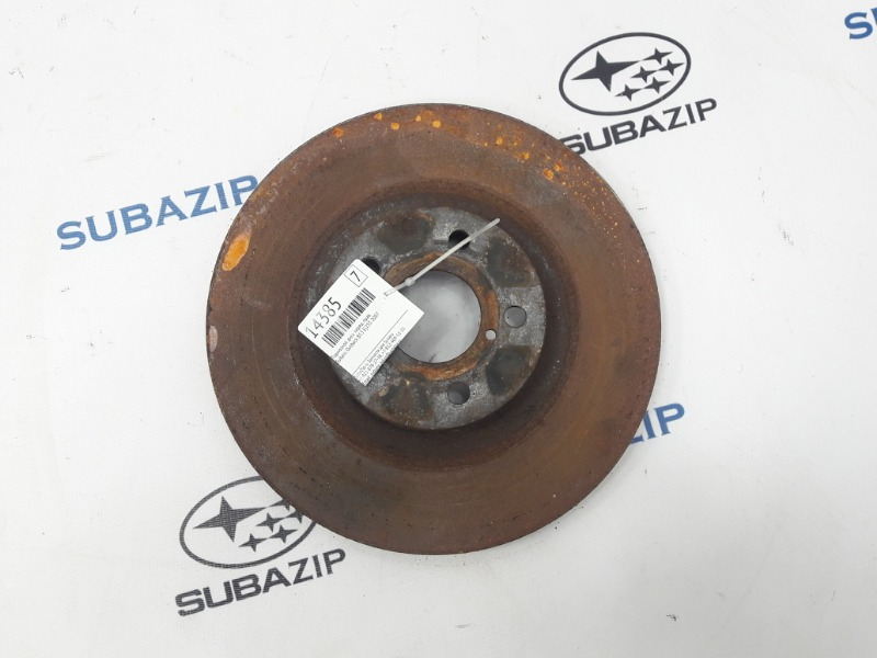 Тормозной диск Subaru Outback B13 EJ253 2007 передний правый