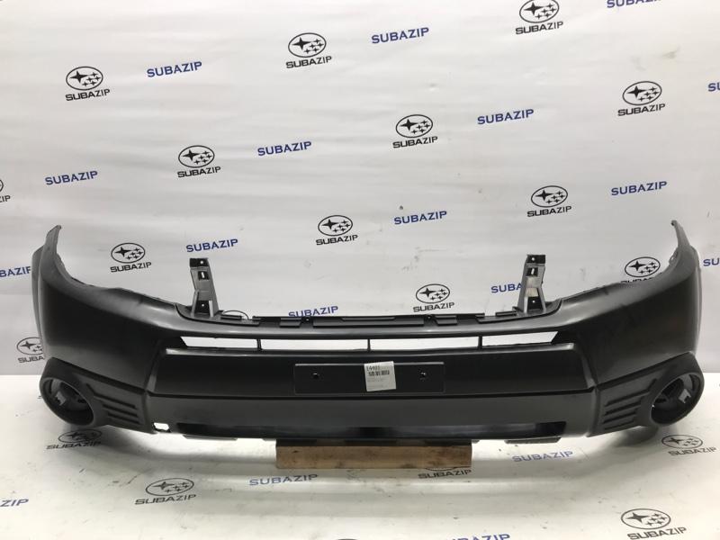 Бампер Subaru Forester S12 2008 передний
