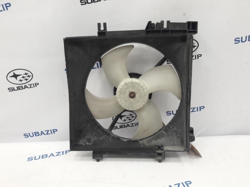 Диффузор с вентилятором Subaru Outback B13 EJ253 2007