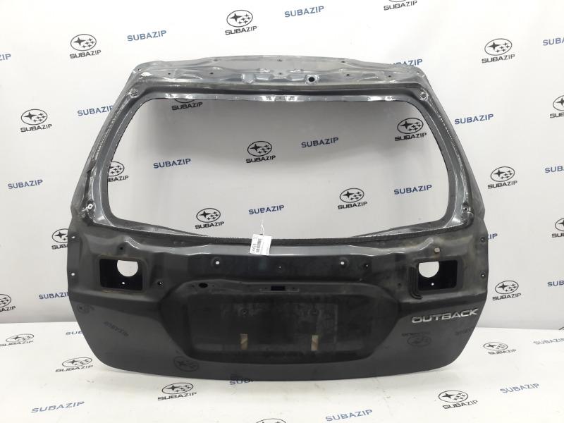 Крышка багажника Subaru Outback B13 EJ253 2007