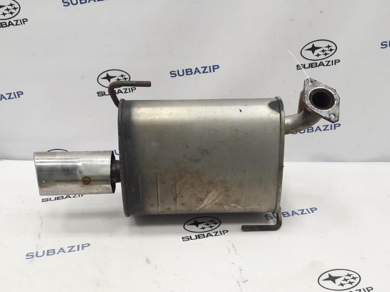 Глушитель задняя часть Subaru Outback B13 EJ253 2007 правый