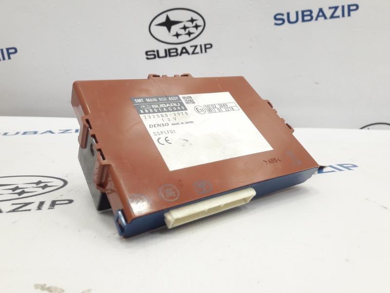 Блок безключевого доступа Subaru Outback B13 EJ253 2007